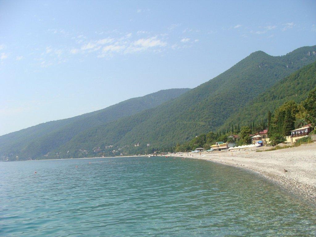 Отдых в Абхазии – один из лучших вариантов летнего отпуска