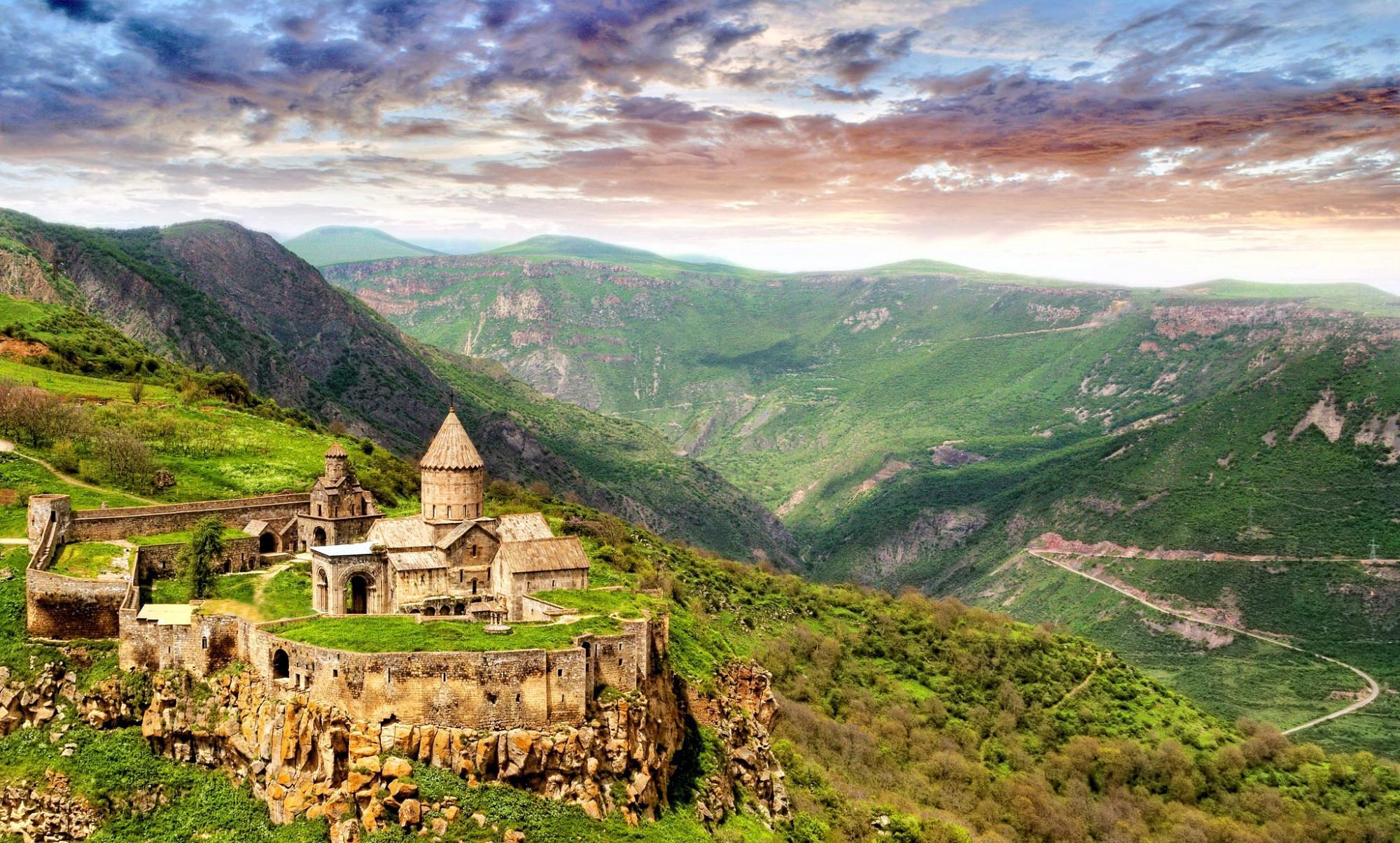 Тур из краснодара в грузию